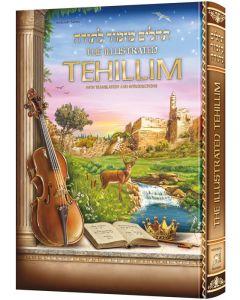 The Illustrated Tehillim Mid-Size