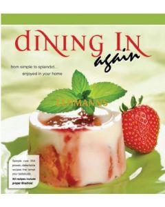 Dining In Again Cookbook