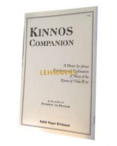 Kinnos Companion P/b
