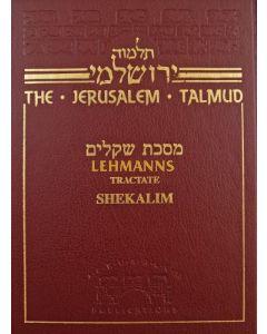 Jerusalem Talmud - Shekalim