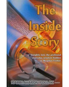 The Inside Story - everyday wisdom hidden in Megillas Esther