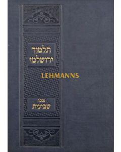 תלמוד ירושלמי - שביעית - מכון נר ישראל