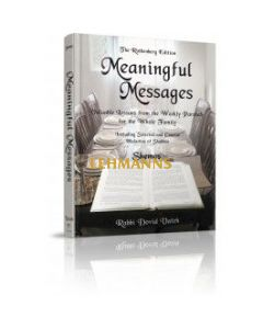 Meaningful Messages - Shemos