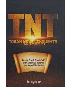 TNT - Torah Novel Thoughts