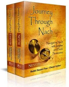 Journey Through Nach, 2 volume set