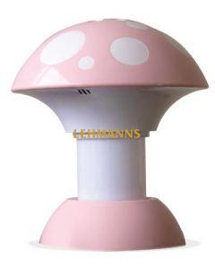 Kosherlamp Mushroom Pink (European Plug)