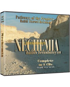 Nechemia: Builds Yerushalayim - 8 CDs