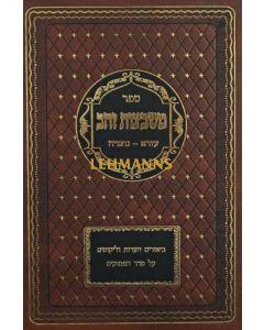 משבצות זהב - עזרא נחמיה