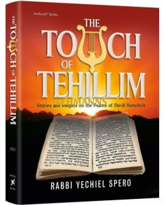 The Touch of Tehillim - Large Size