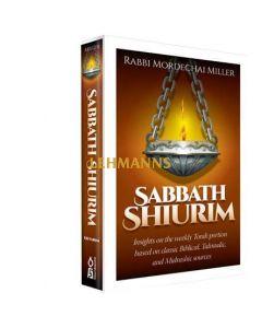 Shabbos Shiurim - Devorim