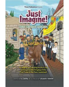 Just Imagine! We're Bringing Bikkurim - Comic