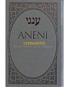 Aneni Simcha Edition - Silver (Hardcover)
