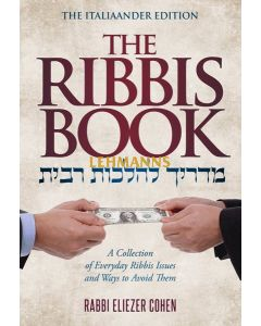 The Ribbis Book - Paperback