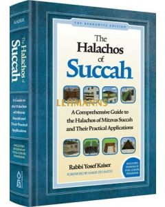 The Halachos of Succah