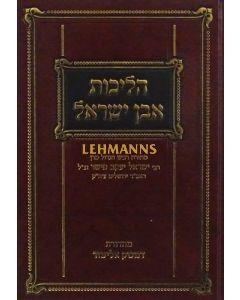 הליכות אבן ישראל - שבת חלק ב