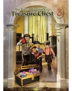 The Little Midrash Says Treasure Chest 3