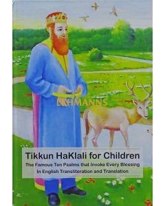 Tikkun HaKlali for Children