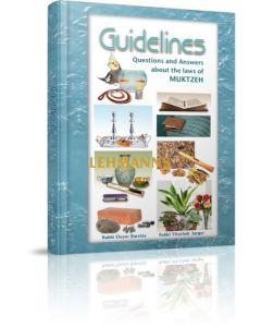 Guidelines Muktzeh