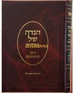 הגדה בית השואבה - הרב שמעון שוואב