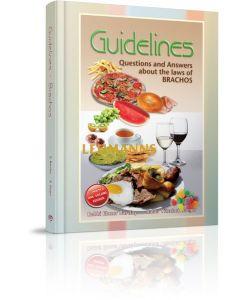 Guidelines to Brachos One-Volume Editon