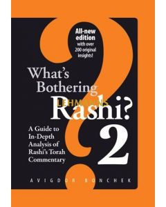 What's Bothering Rashi 2, New Edition