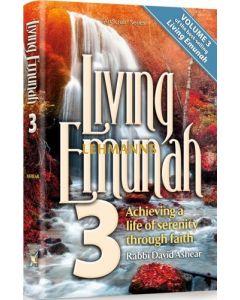 Living Emunah Volume 3 - Pocket Size Hard Cover