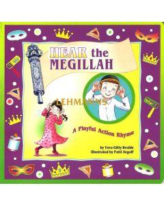 Hear the Megillah – A Playful Action Rhyme