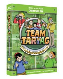 Team Taryag, Volume 2 - The Mystery of The Missing Amulet