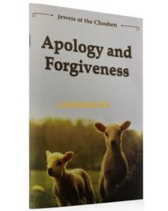 Apology and Forgiveness - Pocket Size Paperback