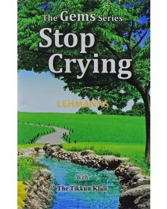 Stop Crying - Pocket Size Paperback