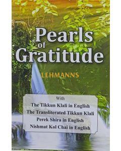 Pearls of Gratitude - Pocket Size Paperback