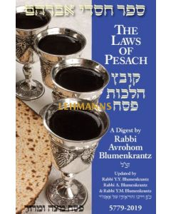 Pesach Digest 2019 - Rabbi Blumenkrantz