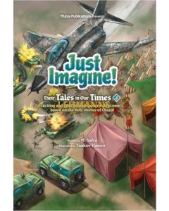 Just Imagine! Their Tales in Our Times volume 2 - Comic