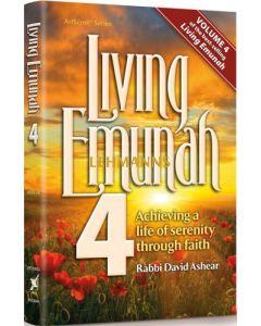 Living Emunah volume 4 Paperback