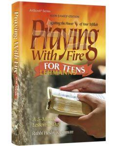 Praying With Fire Teens Pocket P/B