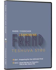 Teshuva 5780 - CD