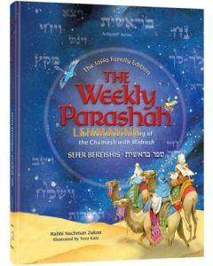 The Weekly Parashah – Sefer Bereishis - Jaffa Family Edition