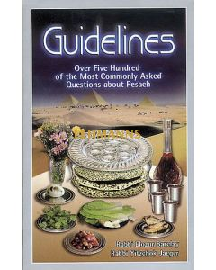 Guidelines to Pesach - Paperback