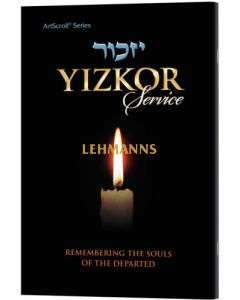 Yizkor Service