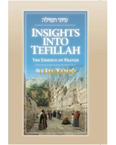 Insights Into Tefillah