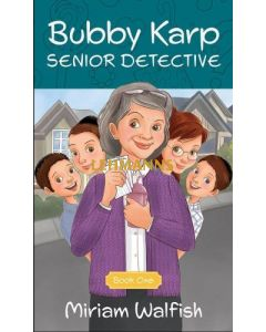 Bubby Karp - Senior Detective