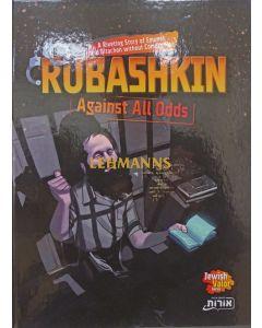 Rubashkin - Against all odds (Comic Book)