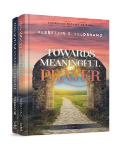 Towards Meaningful Prayer - 2 Vol Gift Pack