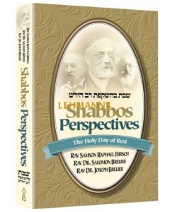 Shabbos Perspectives - The Holy Day Of Rest