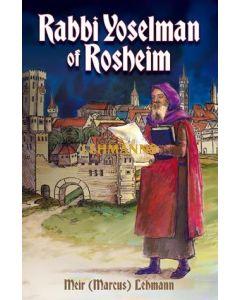 Rabbi Yoselman of Rosheim