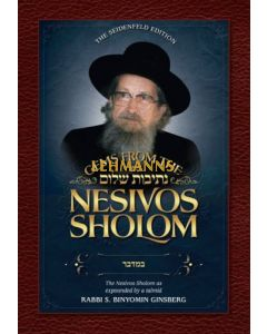 Gems from the Nesivos Shalom: Bamidbar