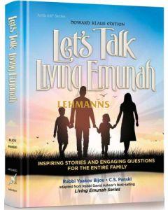 Let's Talk Living Emunah