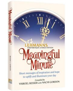Meaningful Minute - Pocket size