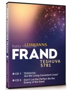 Teshuva 5781 - CD