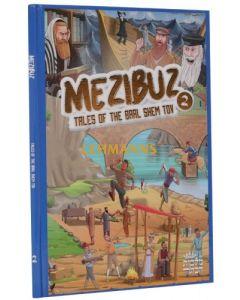 Mezibuz volume 2 - Tales of the Baal Shem Tov